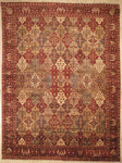 Indian Rectangular Area Rug 38379 area rugs