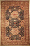 Persian Rectangular Area Rug 38988 area rugs