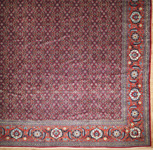 Persian Rectangular Area Rug 39080 area rugs