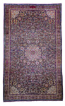 Persian Rectangular Area Rug 39683 area rugs