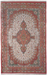 Persian Rectangular Area Rug 41600 area rugs