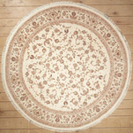 Persian Round Area Rug 42203 area rugs