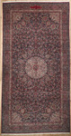 Persian Rectangular Area Rug 43302 area rugs