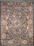 Persian Rectangular Area Rug 44529 area rugs