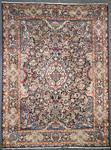 Persian Rectangular Area Rug 44529 area rugs