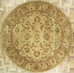Persian Round Area Rug 46012 area rugs