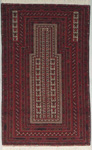 Baluchi Rectangular Area Rug 46495 area rugs
