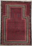 Baluchi Rectangular Area Rug 46500 area rugs