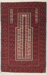 Baluchi Rectangular Area Rug 46508 area rugs