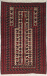 Baluchi Rectangular Area Rug 46513 area rugs