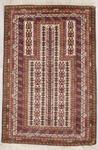 Baluchi Rectangular Area Rug 46516 area rugs