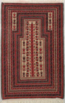Baluchi Rectangular Area Rug 46520 area rugs