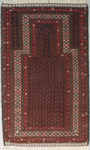 Baluchi Rectangular Area Rug 46523 area rugs