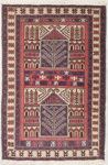 Baluchi Rectangular Area Rug 46535 area rugs