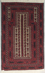 Baluchi Rectangular Area Rug 46539 area rugs