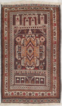 Baluchi Rectangular Area Rug 46543 area rugs