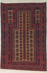 Baluchi Rectangular Area Rug 46556 area rugs
