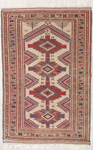 Baluchi Rectangular Area Rug 46561 area rugs