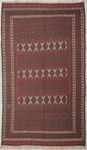 Baluchi Rectangular Area Rug 46592 area rugs
