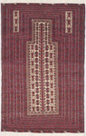 Baluchi Rectangular Area Rug 46837 area rugs