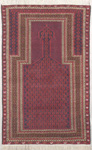 Baluchi Rectangular Area Rug 46844 area rugs