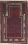 Baluchi Rectangular Area Rug 46975 area rugs