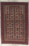 Baluchi Rectangular Area Rug 47237 area rugs
