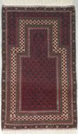 Baluchi Rectangular Area Rug 47241 area rugs