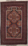 Baluchi Rectangular Area Rug 47264 area rugs