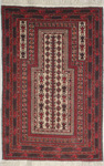 Baluchi Rectangular Area Rug 47266 area rugs