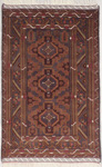 Baluchi Rectangular Area Rug 47267 area rugs
