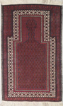 Baluchi Rectangular Area Rug 47268 area rugs