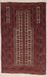 Baluchi Rectangular Area Rug 47293 area rugs