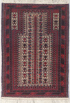Baluchi Rectangular Area Rug 47294 area rugs
