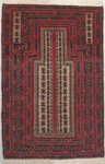 Baluchi Rectangular Area Rug 47295 area rugs