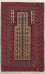 Baluchi Rectangular Area Rug 47296 area rugs