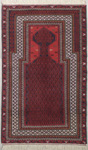 Baluchi Rectangular Area Rug 47303 area rugs