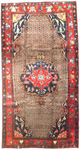 Persian Rectangular Area Rug 47358 area rugs