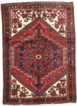 Persian Rectangular Area Rug 47424 area rugs