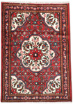 Persian Rectangular Area Rug 47542 area rugs