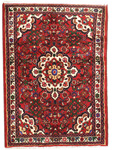 Persian Rectangular Area Rug 47605 area rugs