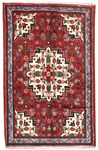 Persian Rectangular Area Rug 47606 area rugs