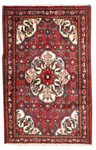Persian Rectangular Area Rug 47657 area rugs