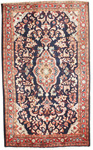 Persian Rectangular Area Rug 47841 area rugs