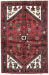 Persian Rectangular Area Rug 48238 area rugs