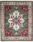 Persian Rectangular Area Rug 51677 area rugs