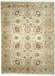 Persian Rectangular Area Rug 51743 area rugs