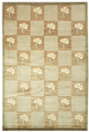 Tibetan Rectangular Area Rug 52438 area rugs