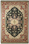 Persian Rectangular Area Rug 55312 area rugs