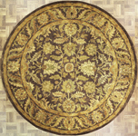Persian Round Area Rug 60778 area rugs